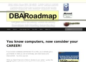 dbaroadmap.com