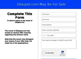 dbaspot.com