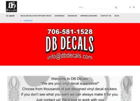 dbdecals.com