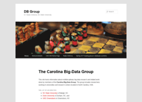 dbgroup.ncsu.edu