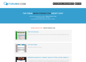 dbovn.forumvi.com