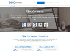 dbxconverter.org