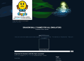 dbzgamesforallemulators.blogspot.com