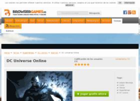 dc-universe-online.browsergames.es