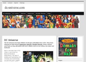 dc-universe.com