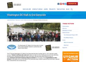 dc.walktoendgenocide.org