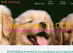 dcbpetshop.com