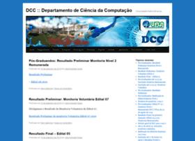 dcc.ufla.br