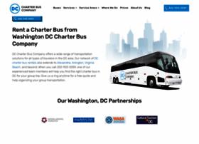 dccharterbuscompany.com