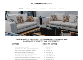 dccustomupholstery.com
