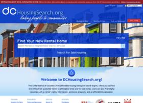dchousingsearch.org