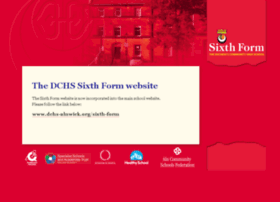 dchs-sixthform.org.uk