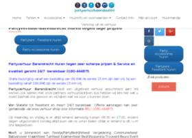 dcm-tentverhuur.nl