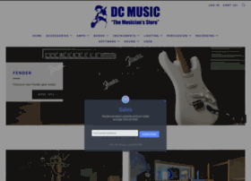 dcmusicstore.com