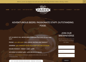 dcoakesbrewhouse.com