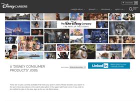 dcp.disneycareers.com