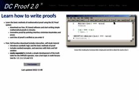 dcproof.com