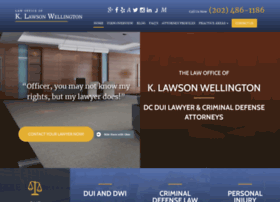 dctrafficlawyer.com