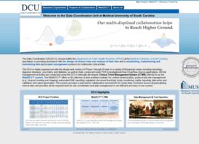 dcu.musc.edu