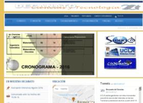 dcyt.ucla.edu.ve