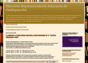 ddegualeguaychu.blogspot.com.ar