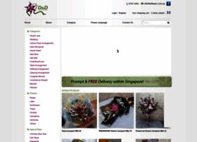 ddflowers.com.sg