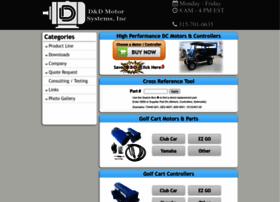 ddmotorsystems.com