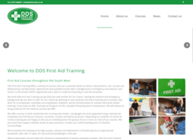 ddsfirstaid.co.uk