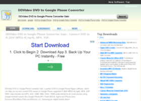 ddvideo-dvd-to-google-phone-converter-gain.com-about.com
