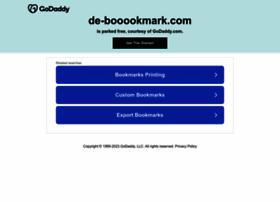 de-booookmark.com