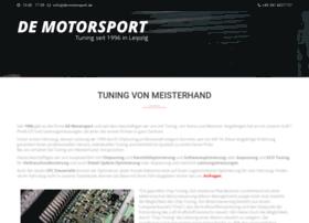 de-motorsport.de