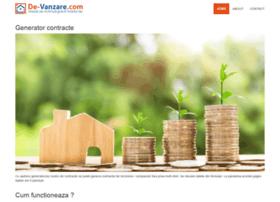 de-vanzare.com
