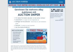 de.auctionsniper.com