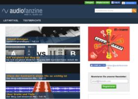 de.audiofanzine.com