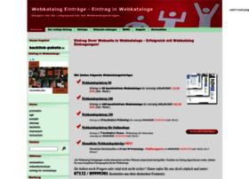 de.eintrag-in-webkataloge.de
