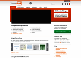 de.formdesk.com