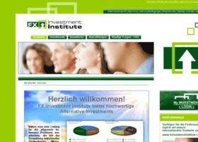 de.fx-investment-institute.com