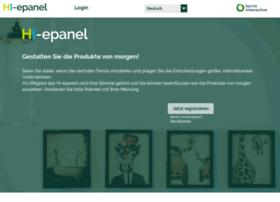 de.hi-epanel.com