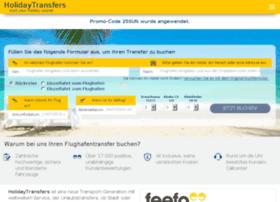 de.holidaytransfers.com