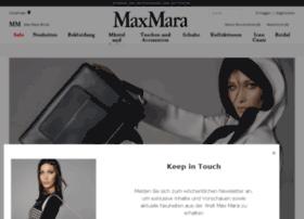 de.maxmara.com