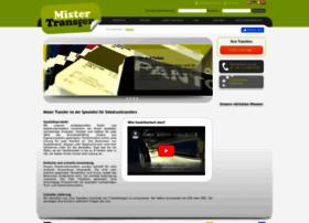 de.mister-transfer.com