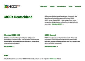 de.modx.com