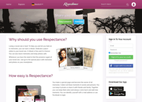 de.respectance.com