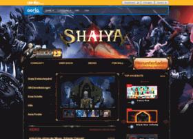 de.shaiya.aeriagames.com