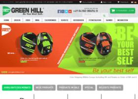 de.shopgreenhillsport.com