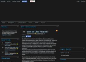 dead-reign.enjin.com