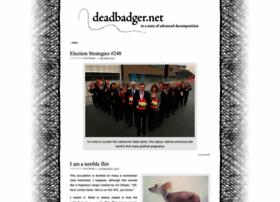 deadbadger.net