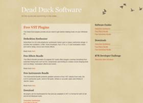 deadducksoftware.blogspot.no