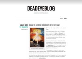 deadeyeblog.wordpress.com