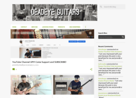 deadeyeguitars.blogspot.com